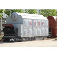 China Palancas de la caldera del paquete de la rejilla de la cadena de la serie de DZL on sale