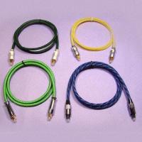 Plastic Fiber-Optic Cable