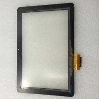 10.1 Inch Capacitive Tablet Touch Panel With Black Frame Perfect Surface