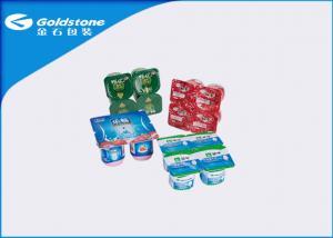 China Alu - Free Metallised Film Laminated Food Packaging For All Common Plastics on sale