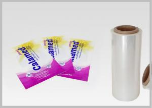China Transparent PLA Biodegradable Laminating Film For Household Articles Packaging on sale