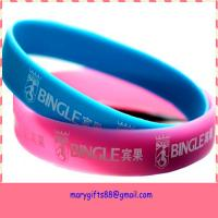 2014 New Promotional Products Novelty Items Silicone Wristbands