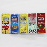 Exotic Vape Plastic Pouches Packaging Cartridge Flavor Promotion Bag For Food Packaging