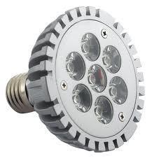 China Aluminum LED PAR Lamp 6W LED PAR20 12V on sale