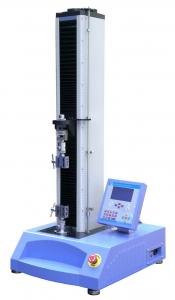 China Single Style Electronic Universal Testing Machine Plastic Tensile Test 5KN on sale