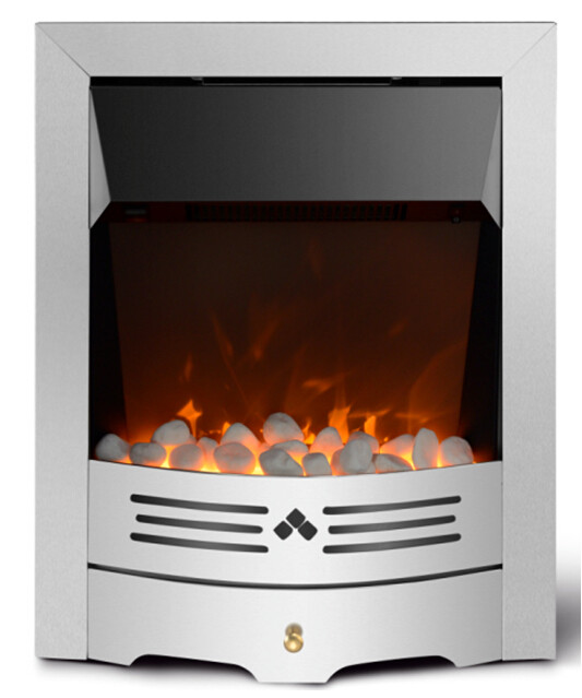 British Freestanding Stove If 1319 Insert Electric Fireplace