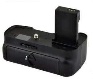 China Custom polaroid eos 400d Vertical Battery Grip Pack Multi - Power For Nikon D3100 on sale