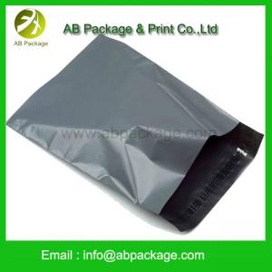 China colorful Virgin and recycled plastic poly mailing bags manufacturer and wholesale on sale