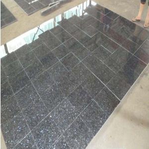 China Blue pearl granite tiles on sale