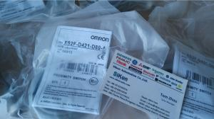 China Omron XS2F-D421-D80-A NETWORK CABLE XS2FD421D80A 2M One End on sale