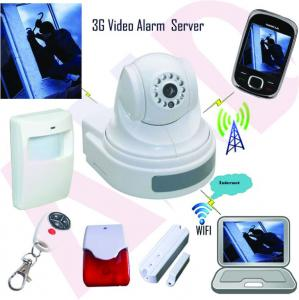China 3G Video Alarm Server,wireless WIFI Cameras,video surveillance,alarm monitoring, IP Camera,security surveillance on sale