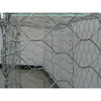 Hot Dip Galvanized Gabion Basket/PVC Coated Gabion Box for Mexico Market