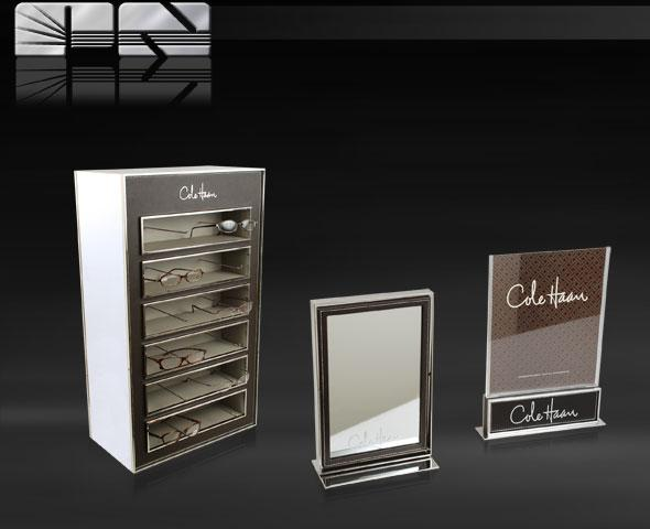 Sunglasses Acrylic Display Rack And Display Shelf Images