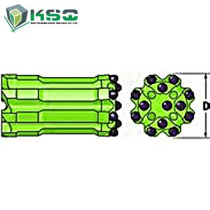 China T51 Tungsten Carbide Retractable Drill Bit Spherical Buttons on sale
