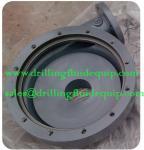 China BETTER BAKER SPD Mud Hog 2.5 Centrifugal Pump Casing Housing Semi-open Impeller Hard Iron wholesale
