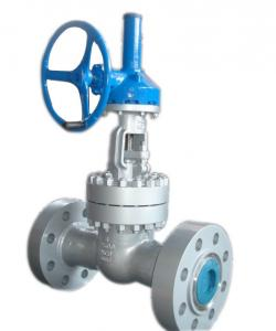 China Class 900 Bevel Gear Operated Gate Valve Face To Face Dimensions ASME B16 10 on sale
