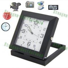 Quality HD mini Spy Clock Camera with Motion Detector for sale