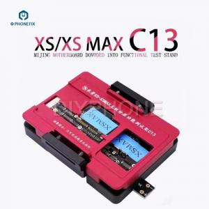 China MJ C13 Iphone Xs Max Motherboard Upper Lower PCB Test Fixture Jig on sale
