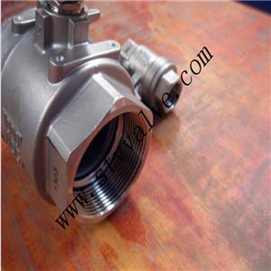 China Cheap price top quality widely use manual thread ball valve made in china on sale