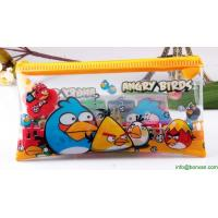 China Primary School Student Stationery Set with Cartoon Design,printed stationery set on sale