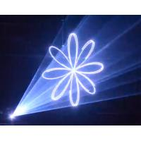China 50/60Hz 3 Watt Show Disco Laser Lights With DMX512 ILDA Control Modes on sale