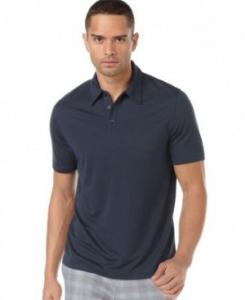 China 100% Polyester men's plain solid color Sport Polo shirt for men on sale