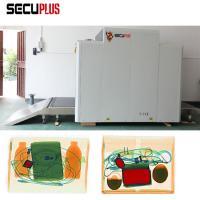Baggage Screening Machine Dual View Cargo Luggage Inspection 160KV
