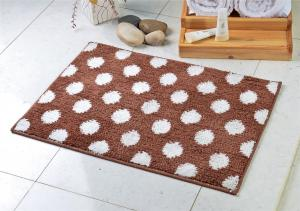China Personalized Square Home decoration bedroom non slip floor mats rug on sale