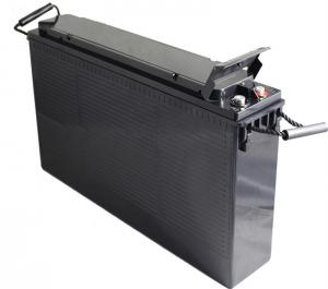 China 12v 100ah Sealed Lead Acid Battery For Automotive Long Service Life on sale
