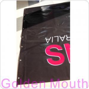 China Advertising Vinyl Banner Flag Sign Many Sizes on sale