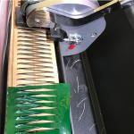 Finger de la máquina de la banda transportadora solos/prensa de sacador ligeros de los fingeres del doble que empalman