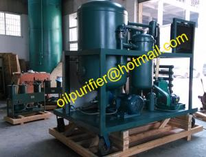 China Hydraulic Oil Purification Plant,Process hydraulic oil, gear oil or cutting oil. Used Oil Filtering Machine Manufacturer on sale