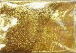 クリスマス ギフトおよびインクのためのペット金色の六角形の陶磁器のきらめきの顔料