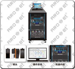 China AROJET Multi-colored Wide-format Variable Data UV Inkjet Printing Machine – SP-9800 on sale