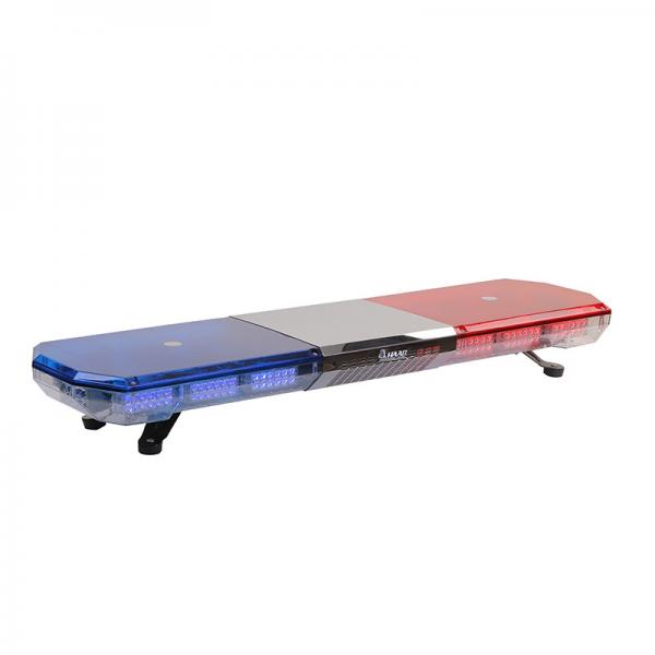 Blue And Red Vehicle Led Light Bar For Truck Police Car