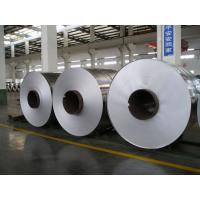 Hydrophilic / Epoxy Coating Aluminum Coil Roll For Home Air Conditioner Weather Resistance