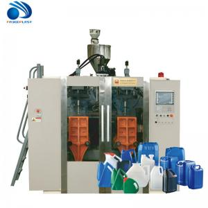 China 5L Engineers Oil Automatic Bottle Blowing Machine , Blow Moulding Equipment on sale