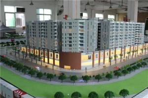 China 3d house building model , 1/100 scale physical 3d model for sellling on sale