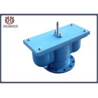Double Orifice Air Release Valve With Stop Function Ss410 Stem ISO Standard