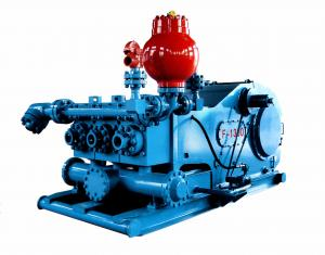 China High pressure piston electric mud pump for drilling rig on sale