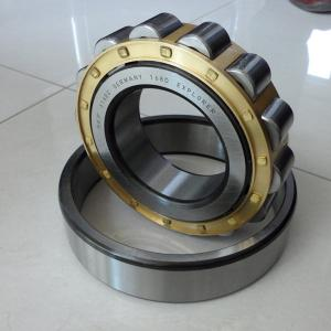China OEM Cylindrical Roller Bearing 80 x 170 x 39mm N316E TVP2 Nylon Cage 6.7kg on sale