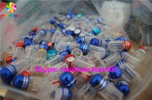 China SGS Paper Box Packaging Clear Plastic Sex Pill Bottle , Custom Service Provided on sale