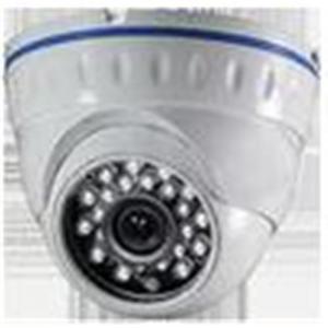 China 650TVL / 700TVL Vandal Proof Mini IR Dome Camera on sale