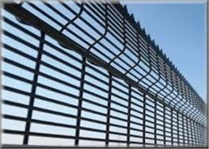 China 358 welded wire mesh Fence Panel on sale