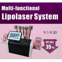Multifunctional Lipolaser Ultrasonic Cavitation RF Body Slimming Beauty Machine