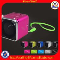 China cara membuat speaker aktif mini with military grade aluminum on sale