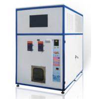 China Outdoor Ice Cube Vending Machine For Bulk Ice / Bag Ice Making Food Grade on sale