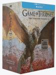 China Free DHL Shipping@New Release Hot Classic Blu Ray Game of Thrones Complete Seasons 1-6 wholesale