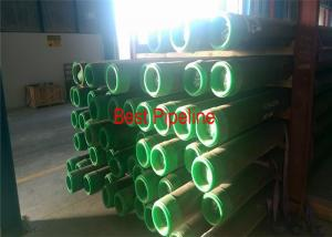 China Gewinderohre Seamless Steel Pipe Round Section For Welding / Threading 10255 supplier