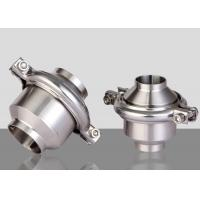 """3/4"""" AISI 316L Stainless Steel Check Valve With Two Splitted Design"""